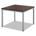 Occasional Corner Table, 24w x 24d, Chestnut