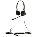 Uc Binaural Over-The-Head Corded Headset