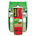 "Greener Commercial Grade Packaging Tape, 1.88"" x 700"", 1 1/2"" Core, Clear"