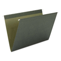 Hanging Folders, Letter Size, Standard Green, 25/Box