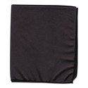 Dry Erase Cloth, Black, 12 x 14