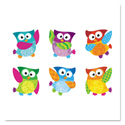 Classic Accents Variety Pack, Owl-Stars, 6 x 7.88