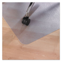 EcoTex Revolutionmat Recycled Chair Mat for Hard Floors, 48 x 30