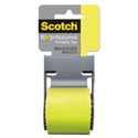 "Expressions Packaging Tape, 1.88"" X 500"", Green"
