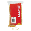 Rubber Bands, Size 19, 3-1/2 x 1/16, 1240 Bands/1lb Pack