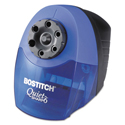 QuietSharp 6 Classroom Electric Pencil Sharpener, Blue