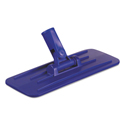 Swivel Pad Holder, Plastic, Blue, 4 x 9, 12/Carton