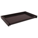 Alera Valencia Series Center Drawer, 24 1/2w x 15d x 2h, Espresso