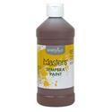 Little Masters Tempera Paint, Brown, 16 oz
