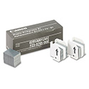 Staples for Canon IR550/600/6045/Others, Three Cartridges, 15,000 Staples/Pack