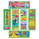 Bookmark Combo Packs, Reading Fun Variety Pack #2, 2w x 6h, 216/Pack