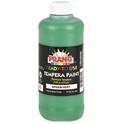 Ready-to-Use Tempera Paint, Green, 16 oz