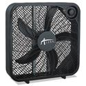 3-Speed Box Fan, Black