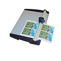 "Metal Base Rotary Trimmer, 10 Sheets, 11"" X 15"""