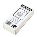 Time Card for Lathem Model 7000E, Numbered 1-100, Two-Sided, 100/Pack