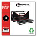 Compatible Black Thermal Transfer Print Cartridge, Replacement for Brother PC501, 150 Page-Yield
