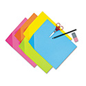 Colorwave Super Bright Tagboard, 9 x 12, Assorted Colors, 100 Sheets/Pack