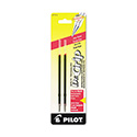 Refill, Better/EasyTouch/Dr Grip Retract Ballpoint, Fine Tip, Red, 2/Pack