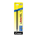 Refill, Non-retract Better/BetterGrip/EasyTouch Ballpoint, Fine, Blue, 2/Pack