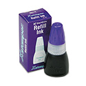 Refill Ink for Xstamper Stamps, 10ml-Bottle, Purple