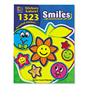 Sticker Book, Smiles, 1,323/Pack