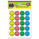 Sticker Valu-Pak, Happy Face, 260/Pack